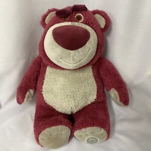 Disney Toy Story Lotso Strawberry Scented 15 Inch Plush Doll Soft Toy