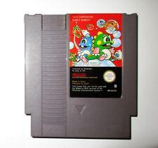 Bubble Bobble sur Nintendo Nes