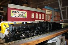 MTH 4-6-2 Die-cast steam locomotive & tender # 20-3421 Proto-sound NIB Santa Fe