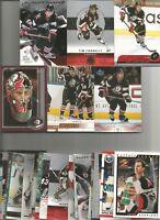 1990-2006 BUFFALO SABRES HOCKEY 175+  CARD LOT