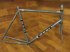 RARE MASI STEEL SINGLE SPEED TRACK BIKE FRAME SET 60 CM