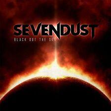 SEVENDUST - BLACK OUT THE SUN CD ALBUM (April 29th)