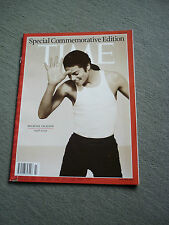 Michael Jackson Time Magazin 2009