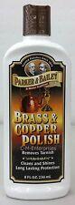 Parker & Bailey Brass & Copper Polish 8 oz