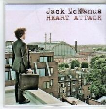 (BT339) Jack McManus, Heart Attack - DJ CD
