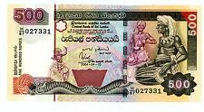 Sri Lanka ... P-119b ... 500 Rupees ... 2004 ... *UNC*