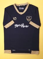 Portsmouth third jersey small 2016 2017 away shirt Sondico soccer ig93