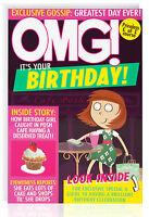 Female Birthday Card - Funny Humour Joke Greetings Gossip Mag - OTC5023-2
