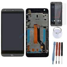 ECRAN LCD VITRE TACTILE SUR CHASSIS BLOC COMPLETE POUR HTC DESIRE 530 GRIS FONCÉ