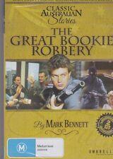 THE GREAT BOOKIE ROBBERY - John Bach, Catherine Wilkin, Gary Day -  DVD -