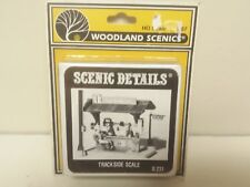 Trackside Scale Model Railroad Building kit Woodland Scenics D231 Mini-Scene