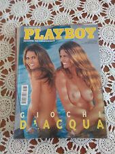 Playboy (N.61, Luglio 2002, Edizione per Collezionisti) (Giochi D'Acqua)
