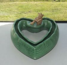 Unboxed Green Vintage Original SylvaC Pottery