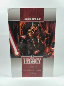 Star Wars Legacy VOL 4,5, & Vector VOL 2 Slipcase Edition 1ST First Edition SFBC