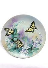 """rs-28217-t-49  """" Western Tiger Swallowtails """" Lena Liu 1988"""