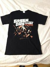 Green Day Concert T-shirt, Size Small, NWOT! Chicago Green Day Shirt, 2010 Tour!