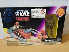 Star Wars Shadows Of The Empire Swoop With Figure Kenner MISB 1996