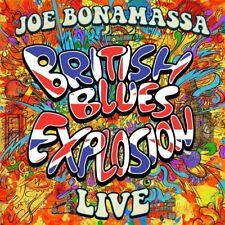 JOE BONAMASSA - BRITISH BLUES EXPLOSION LIVE    2 CD NEU