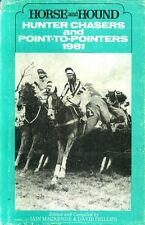 MacKenzie, Iain & Phillips, David (editors) HORSE AND HOUND HUNTER CHASERS AND P