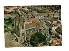 France - Noyon, Vue Aerienne - Postcard Franked 1982