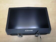 """Genuine Dell Alienware 13"""" Complete Assembly LED LCD Screen LID Cables Hinges"""