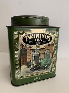 Vintage TWININGS Special Breakfast Tea TIN Strand, London 250g