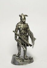 Tin soldier, figure. Persia. Warrior of Sassanid dynasty 4-6 BC 54 mm
