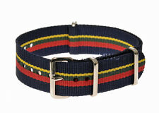 Genuine 18mm Royal Marines N.A.T.O Military Watch Strap from MWC of Zürich