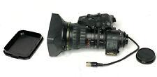 Fujinon XA17x7.6BERM-M58B 2/3'' HD B4 Internal Focus TV Zoom Lens