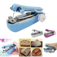 Mini Portable Cordless Hand-held Clothes Sewing Machine Home & Travel Stitch JG