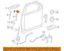 GM OEM Front Door-Lock Cylinder 20825032