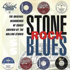 Stone Rock Blues Rolling Stones Covers Music CD Chess