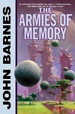 The Armies Of Memory by John Barnes HC new