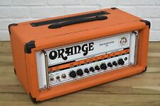 Orange Rockerverb 50 tube guitar amp head excellent-used amplifier for sale