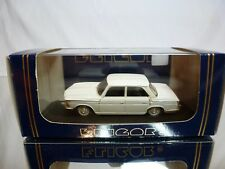 ELIGOR 1337 BMW 2000 - E120 - OFF WHITE 1:43 - GOOD CONDITION IN BOX