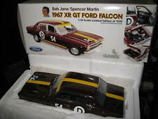 1/18 CLASSIC 1967 BATHURST FORD FALCON XT GT BOB JANE SPENCER MARTIN PAINT FLAWS