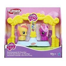 Playskool Friends My Little Pony Bumblesweet & Cheerilee Friends Go Round