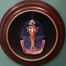 BRADEX COLLECTOR PLATE SERIES:  EGYPT:SPLENDORS OF AN ANCIENT WORLD