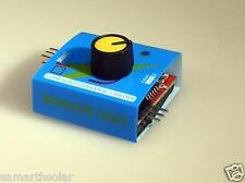 Digital Multi Channel RC Servo Motor Tester ESC Consistency CCPM Controller