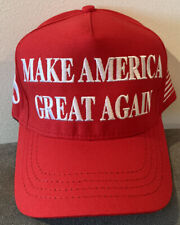 Donald Trump Official Campaign MAGA Make America Great Again Hat 2020 Version