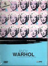 ANDY WARHOL - DVD ARTHAUS NUOVO SIGILLATO