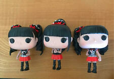 Funko Pop! Rocks Baby Metal Su #43 Yui #44 Moa #45 Set Of 3 Vinyl Figure F/S