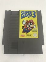 NINTENDO NES SUPER MÁRIO BROSS 3 ORIGINAL Spanish Version MARIO BROSS LIKE NEW