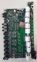 Mackie BLACKBIRD MAIN board PCB ASSY 2034354-00