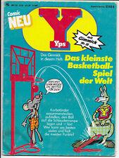 Yps Nr.35 von 1976 mit Bastelteil, die Indianer, Aladin... - Comicheft