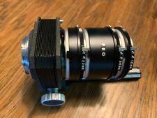 Minolta Camera SLR Bellows III With Box