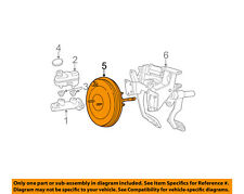 FORD OEM-Power Brake Vacuum Booster 5F1Z2005A