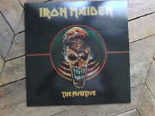 IRON MAIDEN The figitive LP B sides 92-93