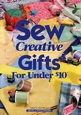 Sew Creative Gifts Under $10, , 1882138791, Book, Good