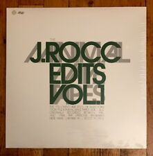 J. Rocc - Minimal Wave Edits Vol. 1 (New Vinyl EP) Stones Throw Records STH2294